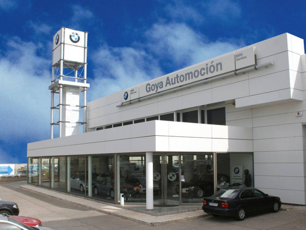 Modernas instalaciones, al servicio de sus clientes.