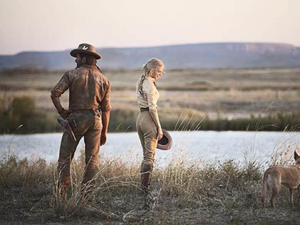Un fotograma de la película protagonizada por Hugh Jackman.