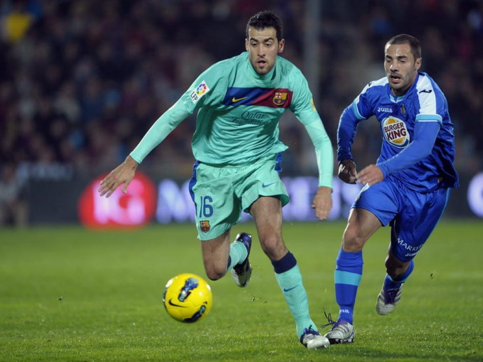 El Barcelona ha sufrido una derrota que lo deja a seis puntos del Real Madrid.