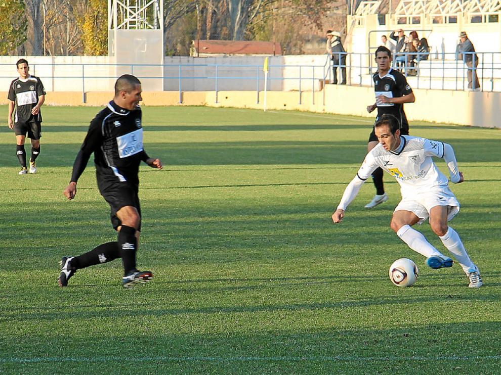 El Andorra hizo un gran partido