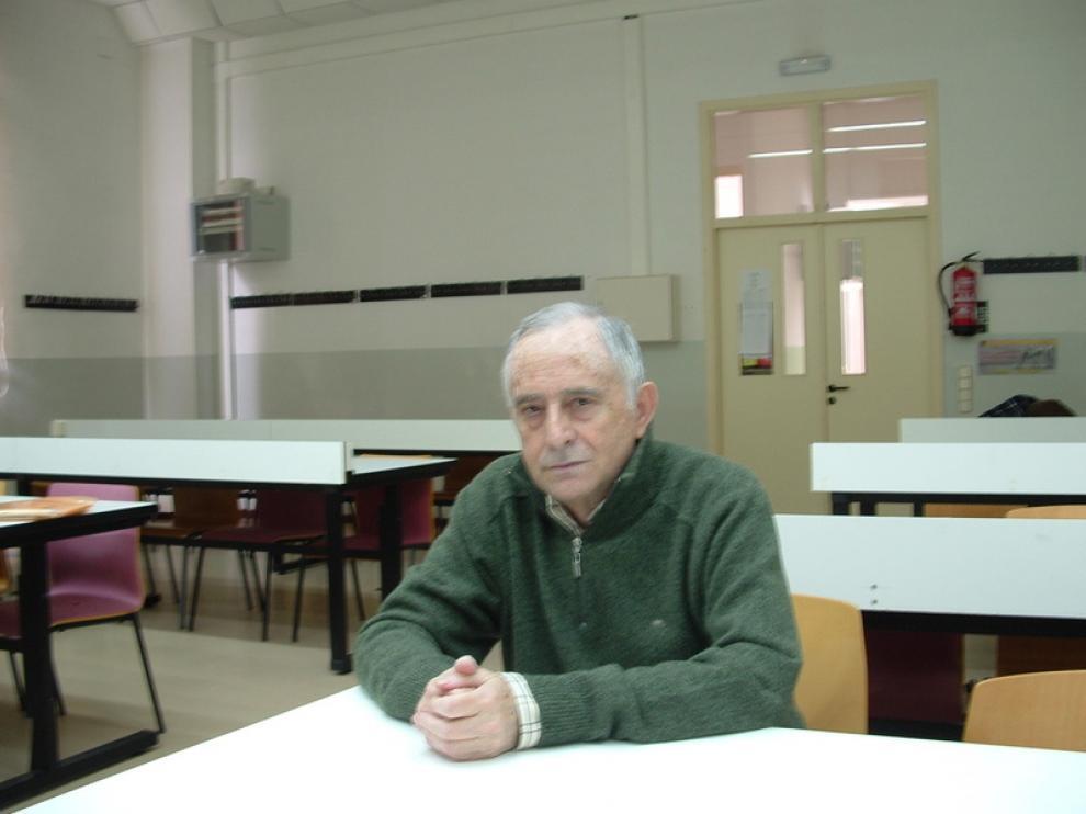 El escritor José Bibián