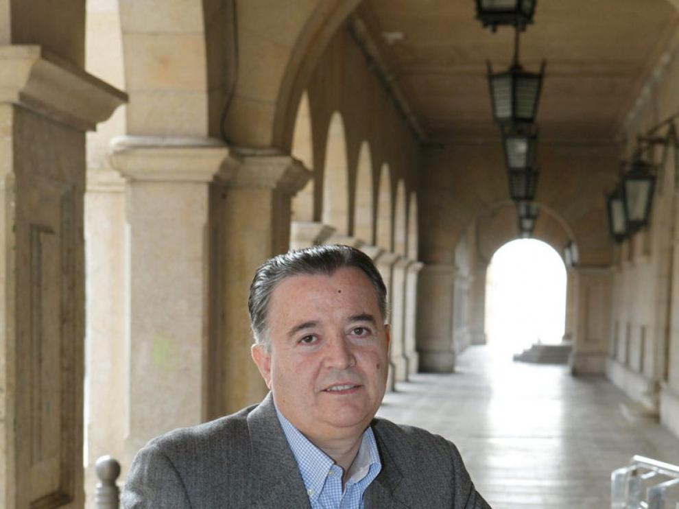 El director de 'Turia' Raúl Maícas