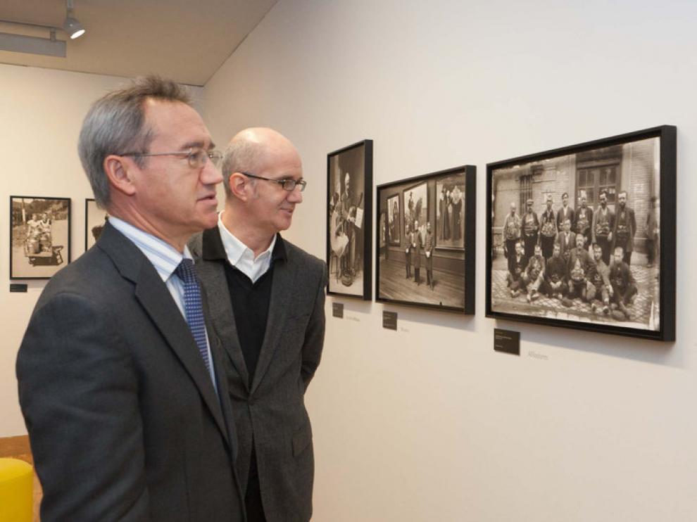 La exposición 'El tiempo amarillo' se puede visitar en el museo Pablo Gargallo