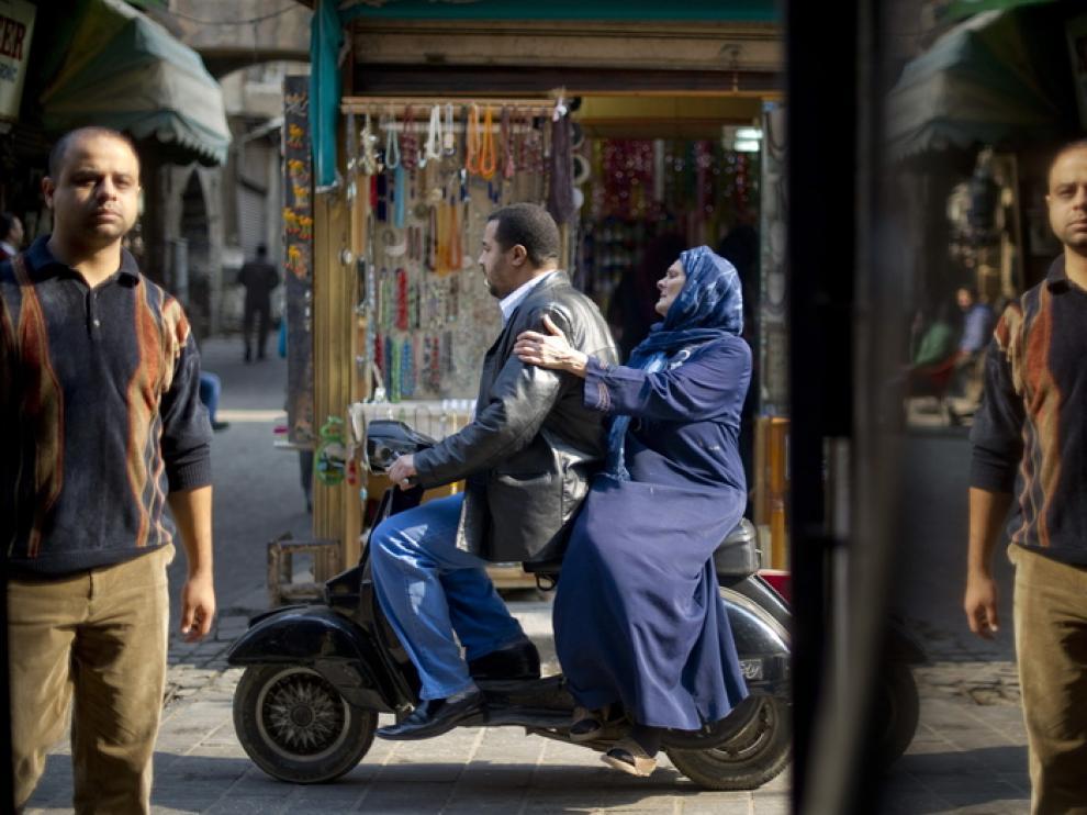 Los egipcios siguen esperando los primeros resultados oficiales