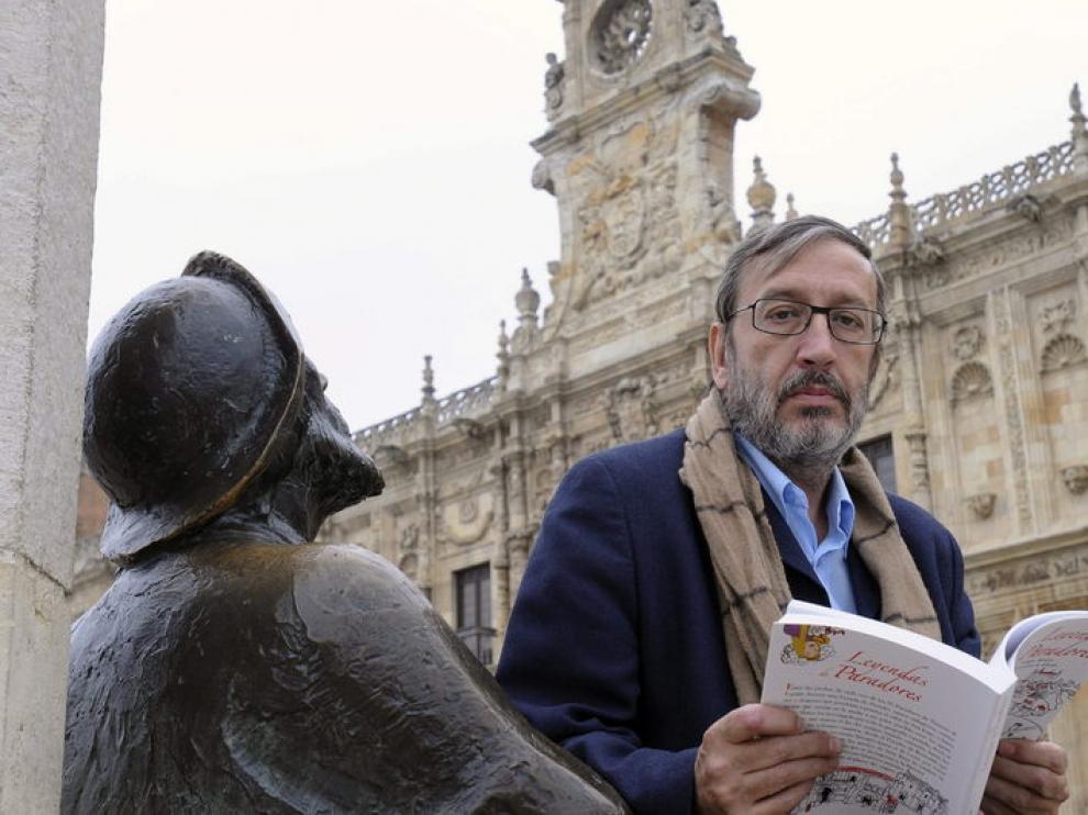 Felipe Alonso, autor del libro