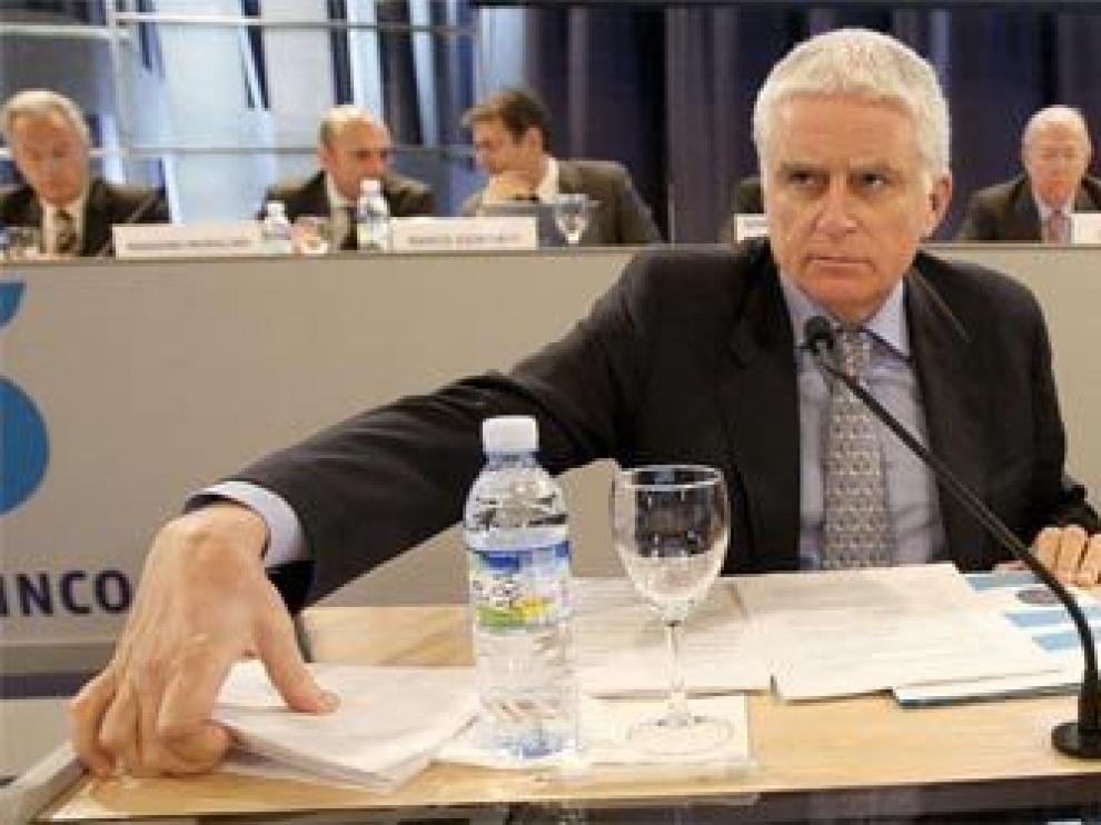 El consejero delegado de Telecinco, Paolo Vasile
