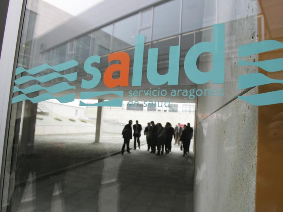 Centro de Salud en Teruel