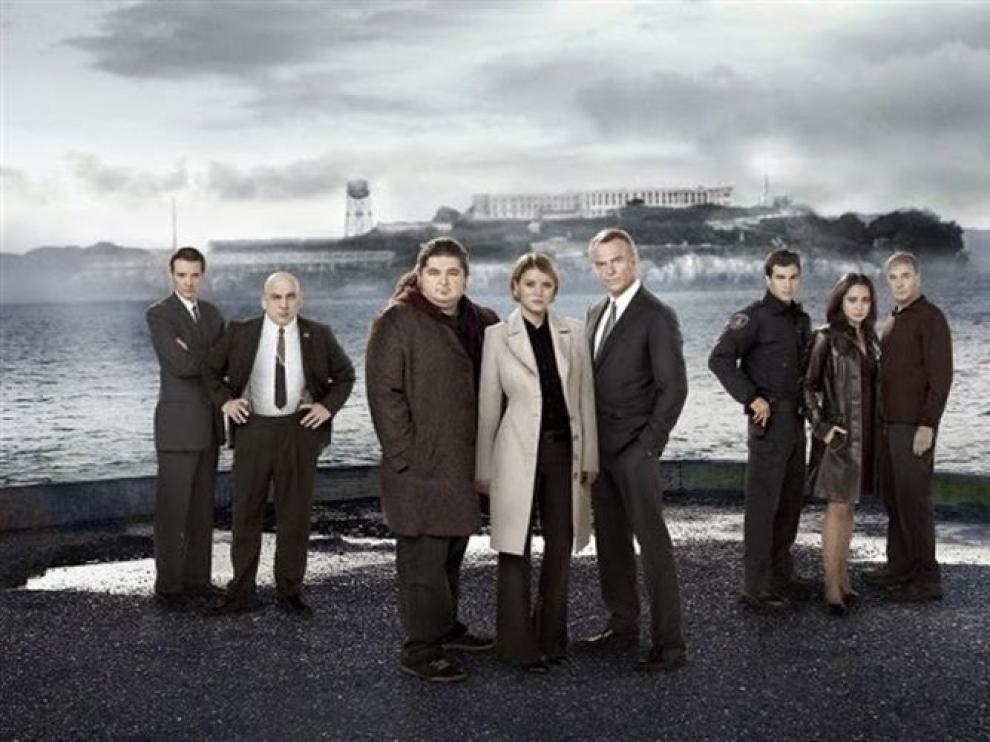 Alcatraz emite un nuevo episodio.