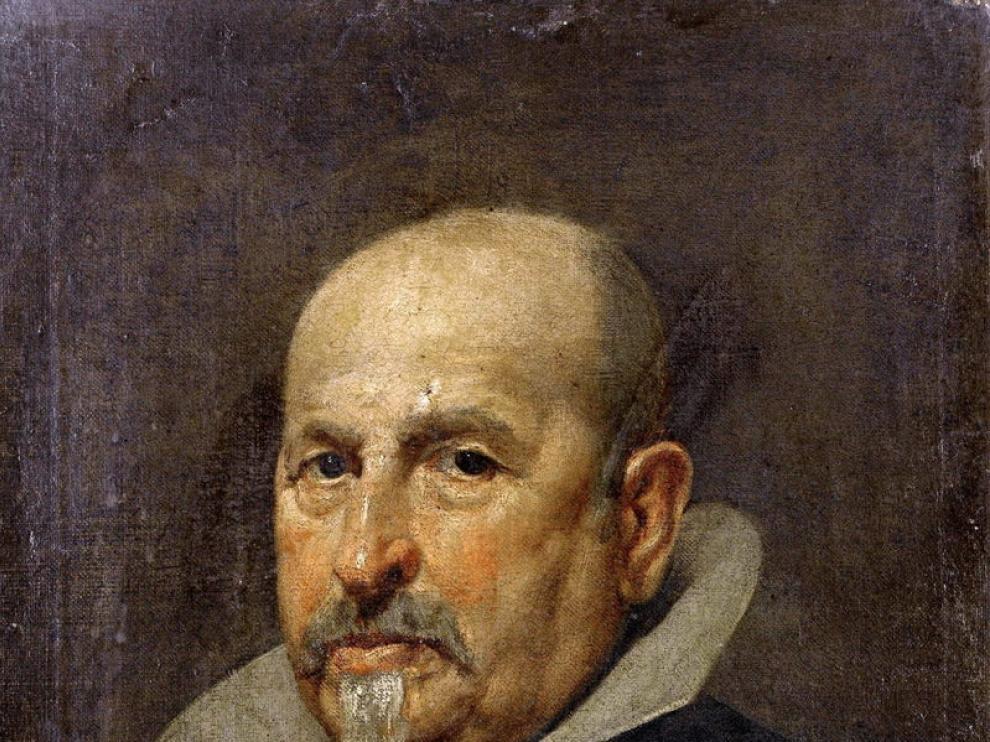 Imagen del retrato del pintor español