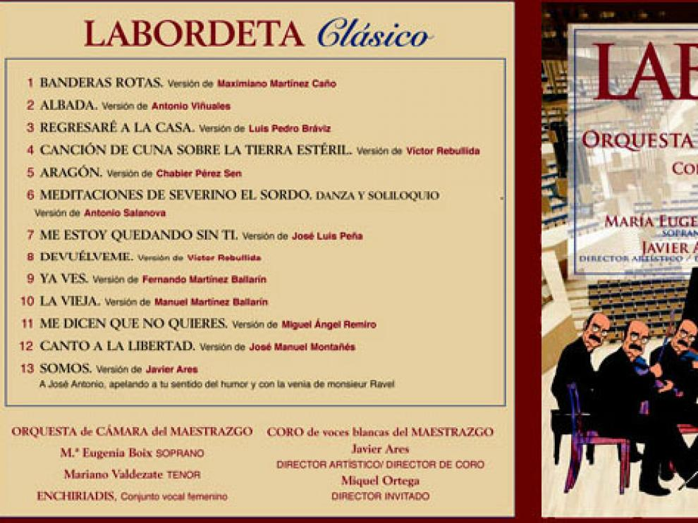 El disco está a la venta en la Fnac en www.achmusica.com
