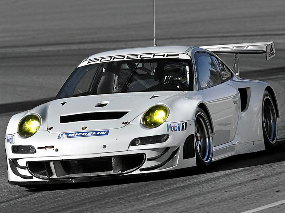Porsche GTS RSR