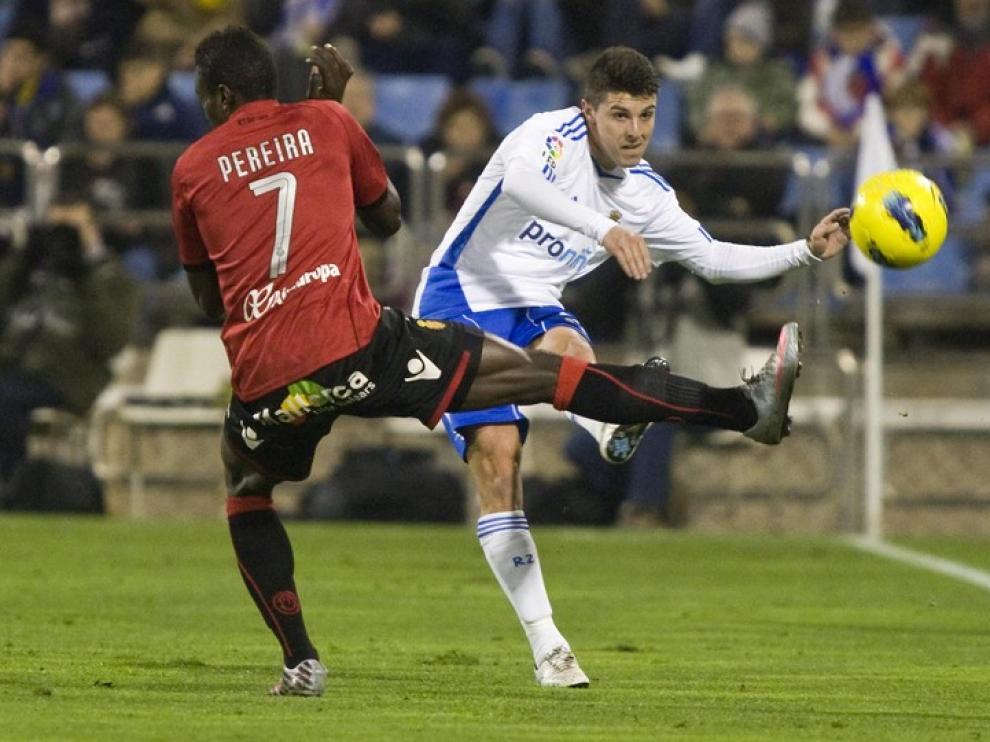 Real Zaragoza 0 R.C.D. Mallorca 1