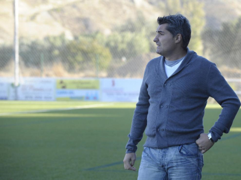 Jorge del Mazo, hasta ahora técnico del San José