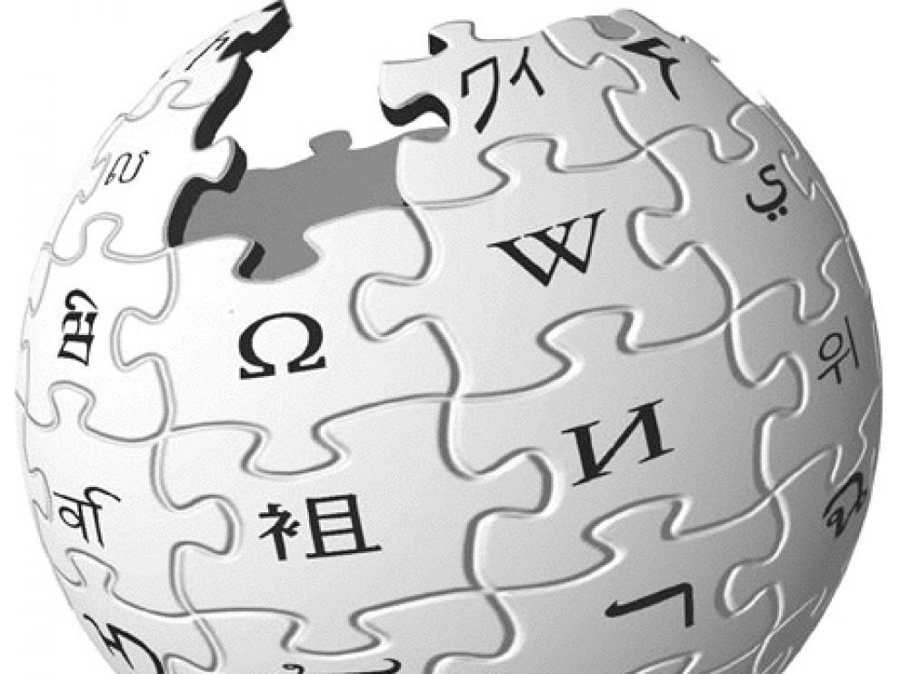 Wikipedia es más popular que las redes sociales en Aragón