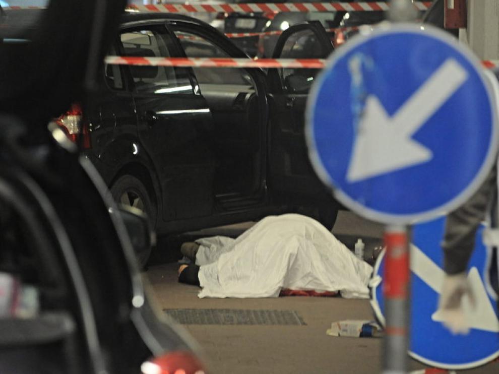 El  autor del tiroteo se suicidó