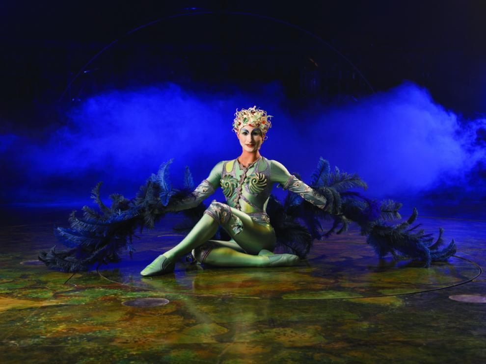 El pabellón Príncipe Felipe se llena de 'Alegría'