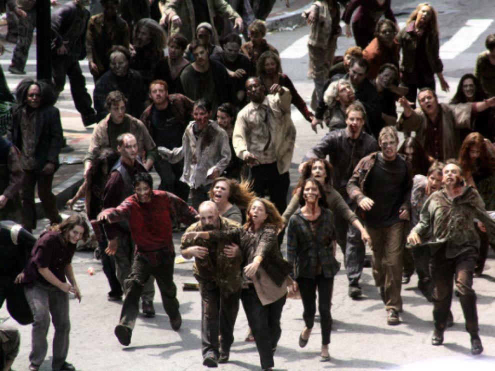 En la nueva temporada, la tensión y la incertidumbre se apodera de los supervivientes.
