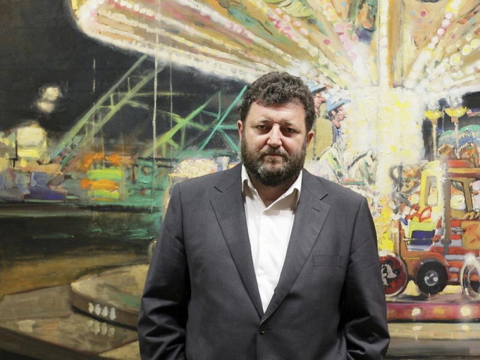 El pintor Pepe Cerdá
