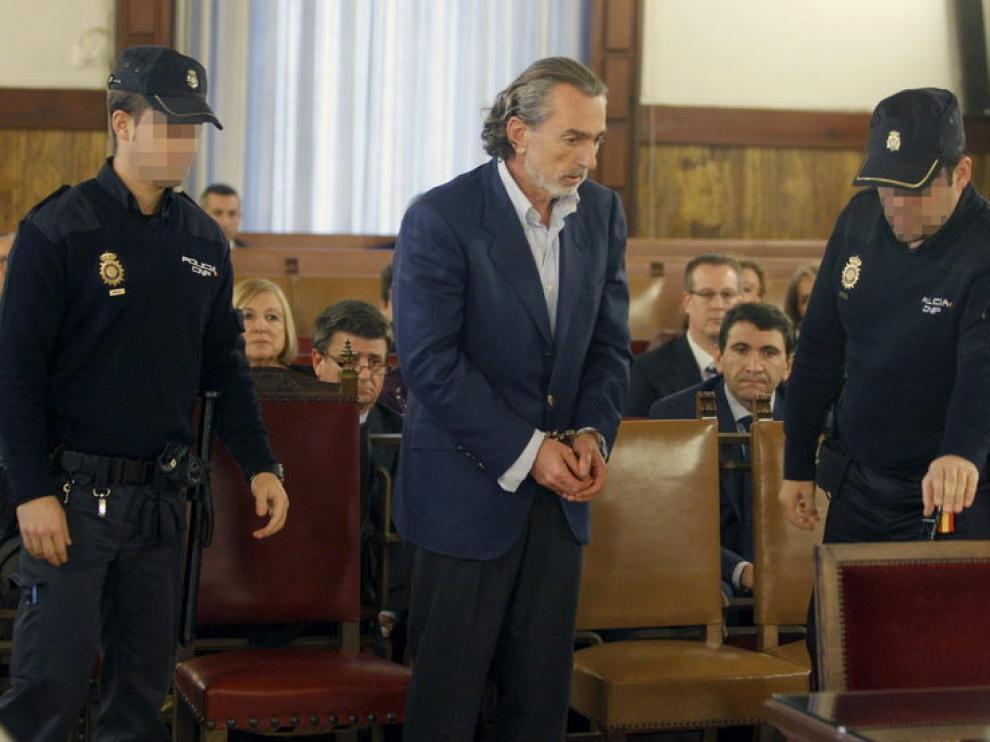 Francisco Correa comparecerá por primera vez ante el juez Ruz