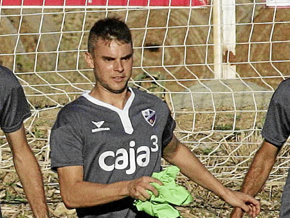 Vázquez solo ha podido participar en cuatro partidos del liga.
