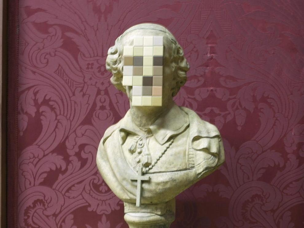 'Cardenal pecado' de Banksy
