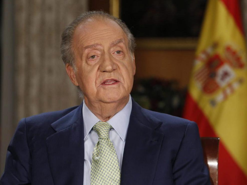 Mensaje de Navidad de Don Juan Carlos