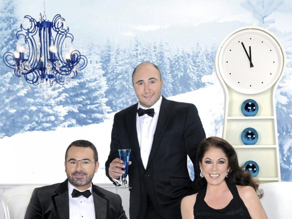 Jorge Javier Vázquez, Kiko Rivera, Isabel Pantoja