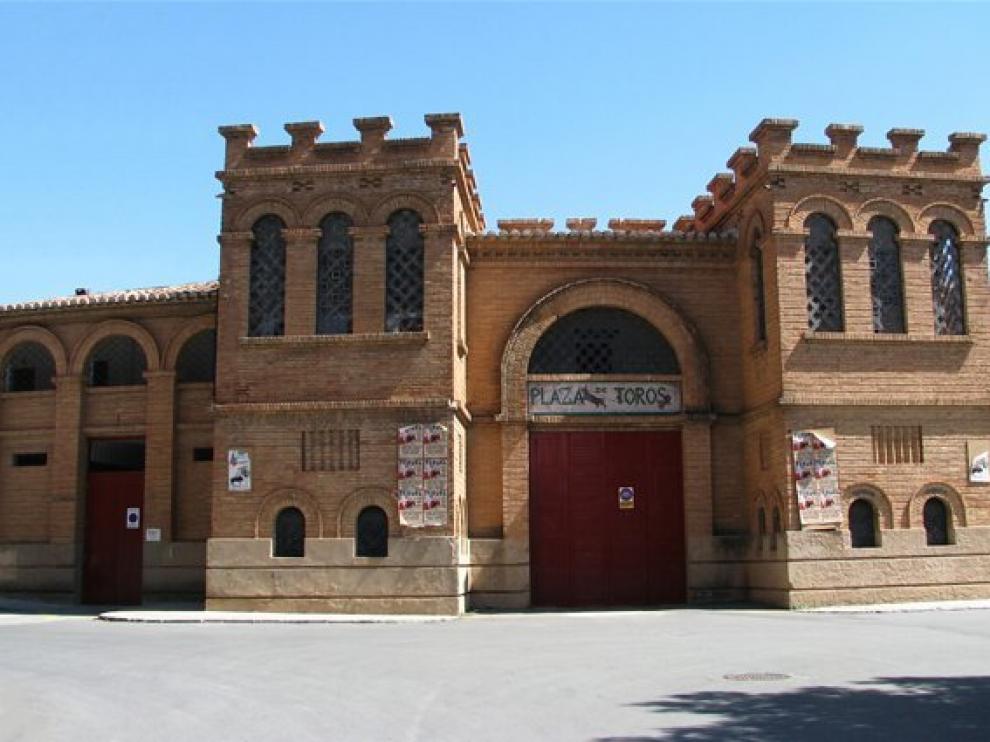 La plaza de toros de Teruel, en imagen de archivo.