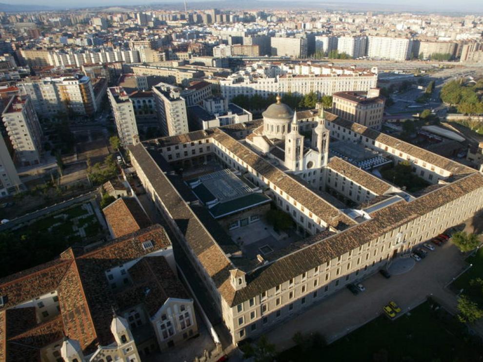 En Zaragoza estarán ubicadas en el Pignatelli y la plaza San Franciasco