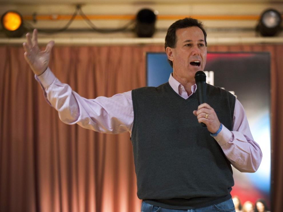 Los chalecos de Santorum