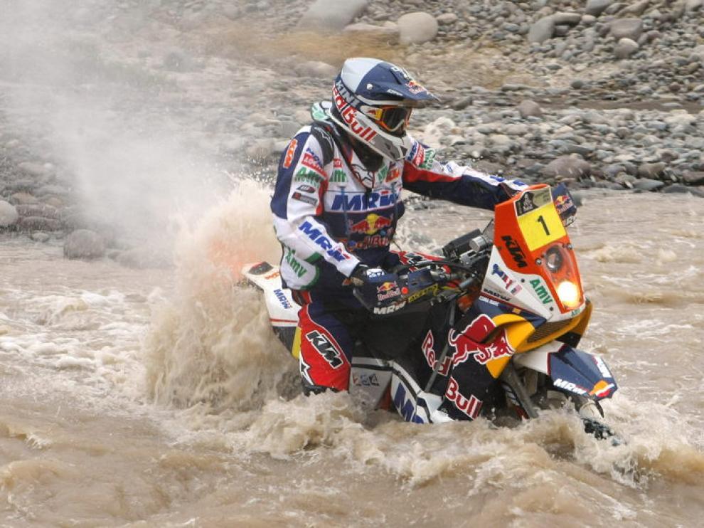 Marc Coma en Arequipa, Perú