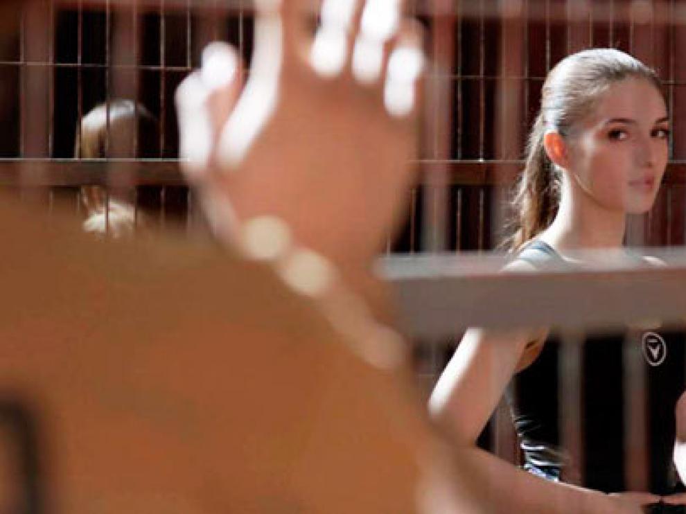 Fotograma de 'La fuga'