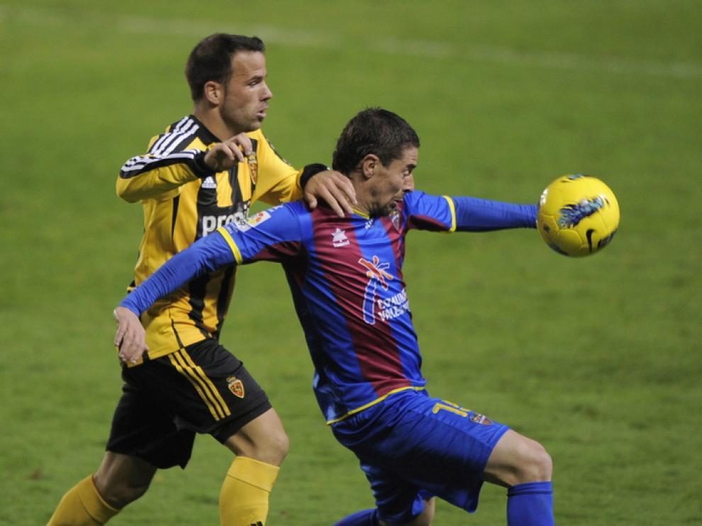 Levante vs Real Zaragoza
