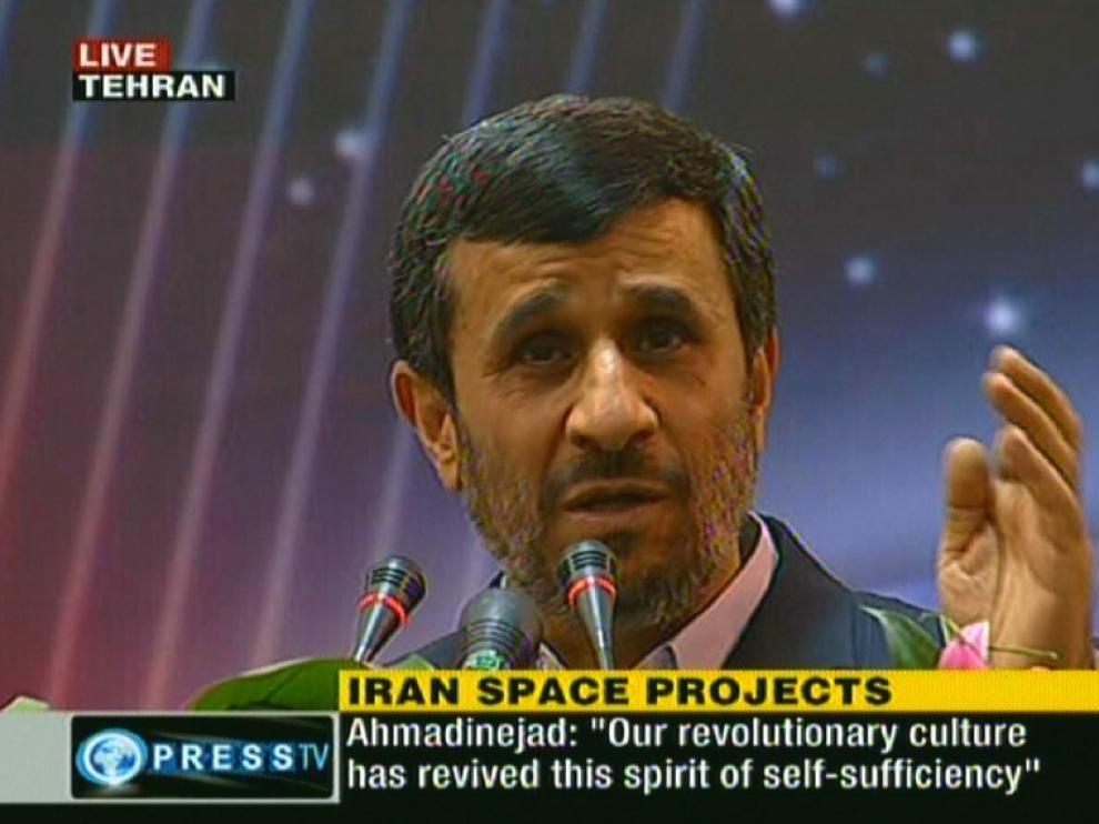 Mahmud Ahmadineyad en una imagen de archivo
