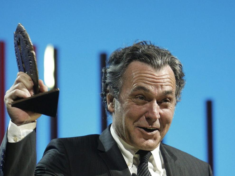 José Coronado se llevó el premio al mejor actor del año.