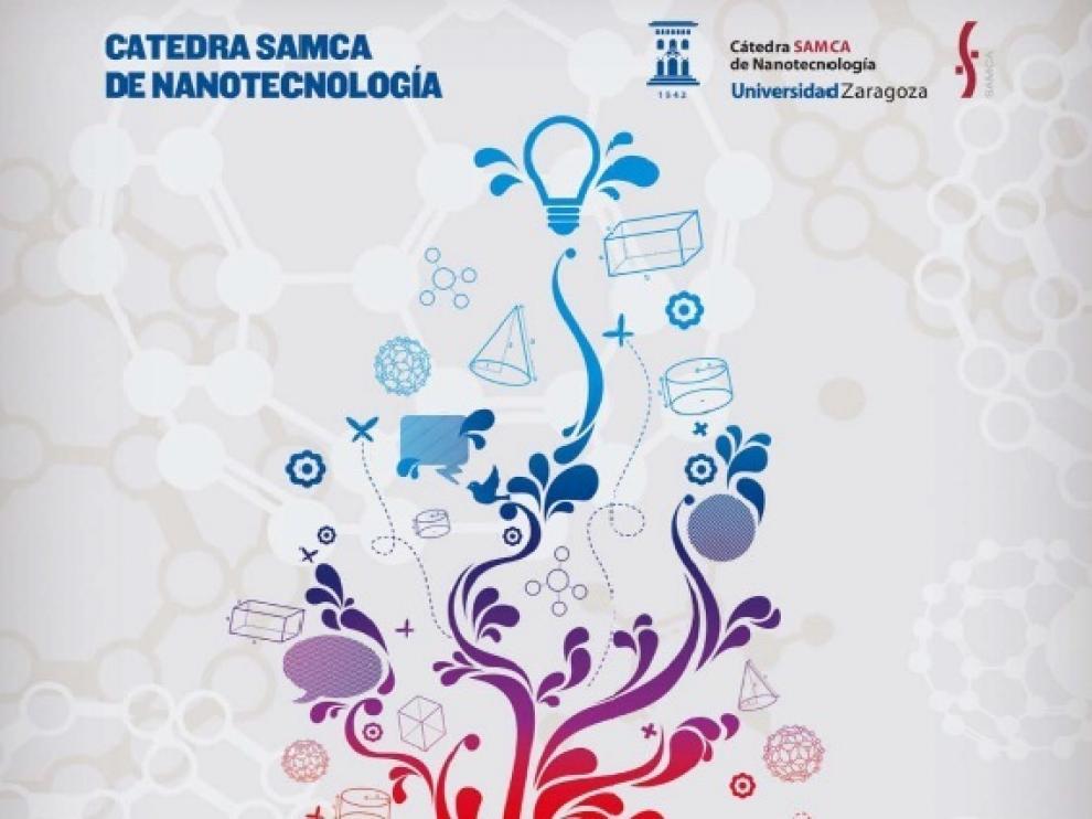 Cartel de la I Semana de la Nanociencia en Zaragoza