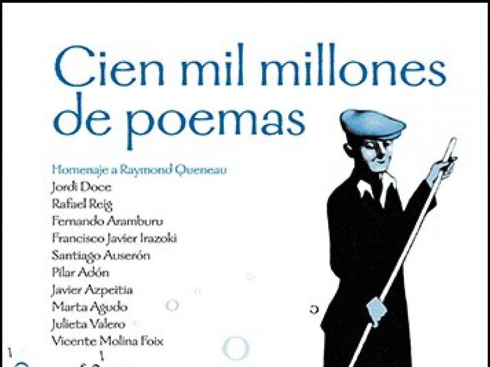 Cien mil millones de poemas. Homenaje a Raymond Queneau