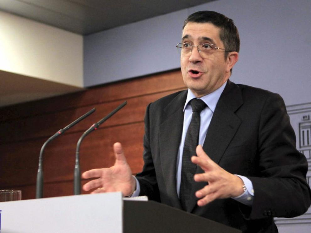 El lendakari, Patxi López
