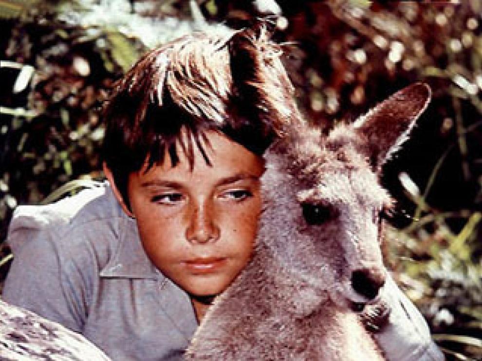 El canguro Skippy