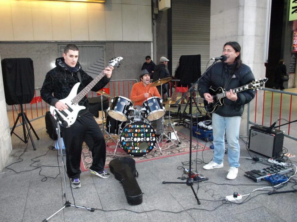 El Roscon Rock volverá a las calles este martes