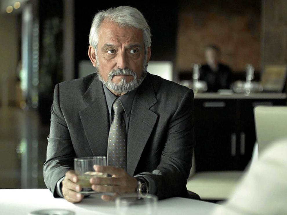 El actor José Sancho, en una escena de la serie