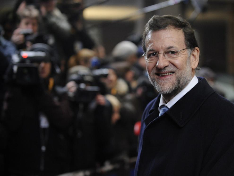 Rajoy, en la Cumbre de la UE