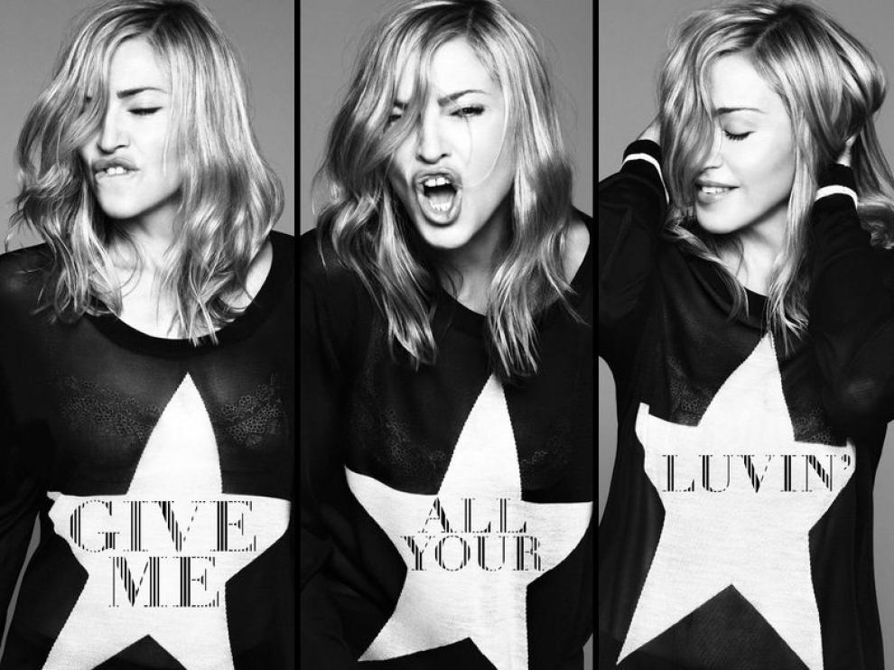 El nuevo single de Madonna