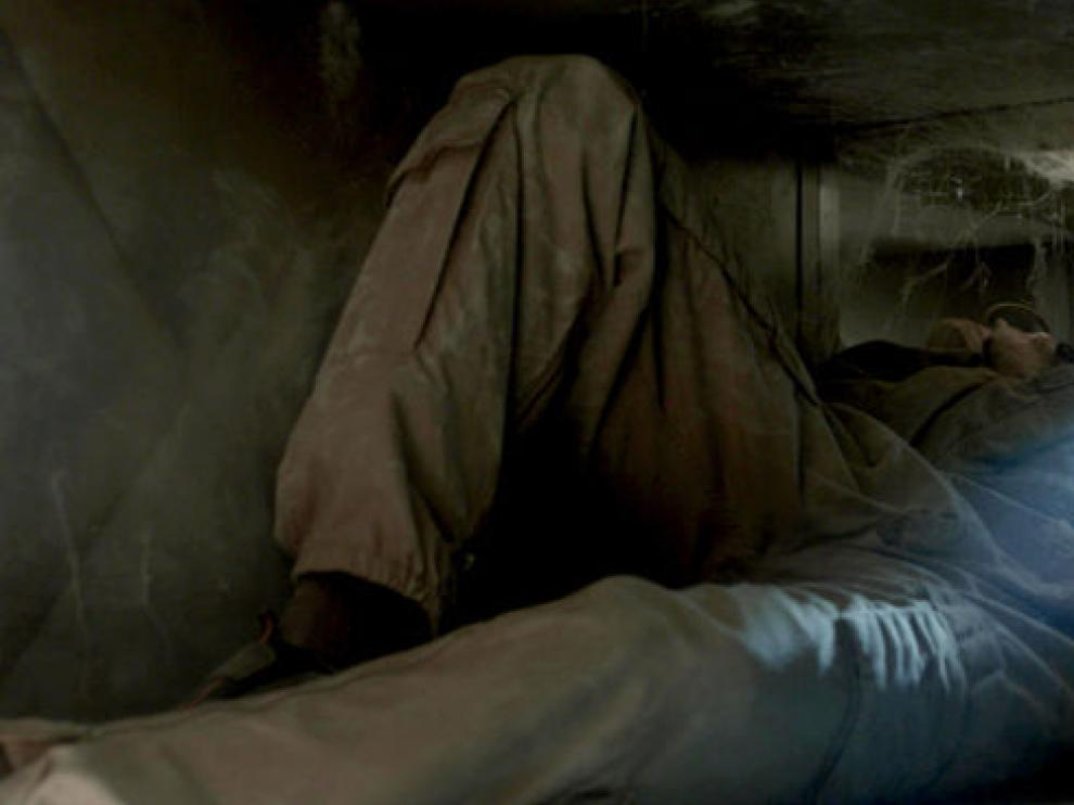 Imagen de la serie 'La fuga'.
