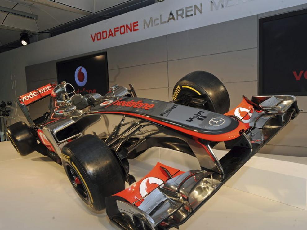 Nuevo coche de McLaren