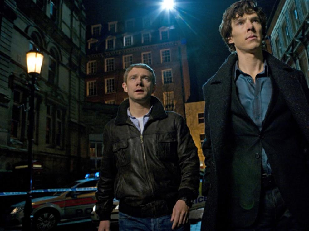 En esta ocasión, Sherlock tendrá que enfrentarse a una batalla de ingenios.