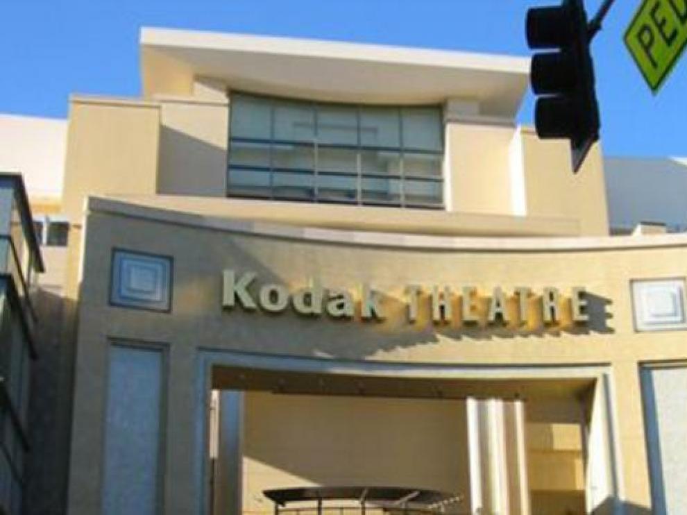 Teatro Kodak en Los Ángeles