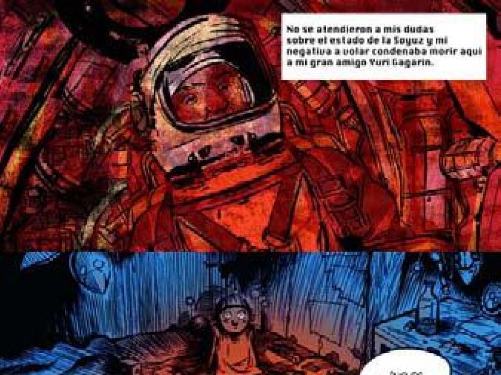 Exposición 'Tres autores de cómic'
