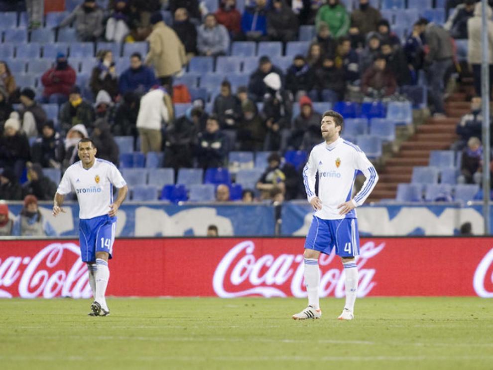 Encuentro del Real Zaragoza y el Rayo Vallecano