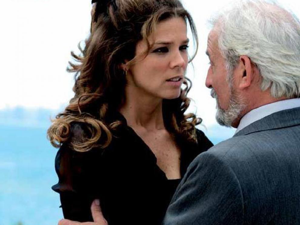 Fotograma de la serie protagonizada por Pepe Sancho.
